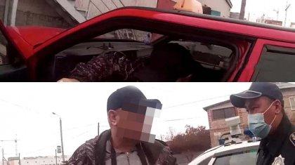 «Пассажир заставил остановить машину и забрал ключи»: таксиста задержали в Петропавловске