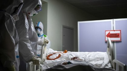 36 казахстанцев скончались от КВИ и пневмонии за сутки