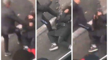 Женщину вытолкали из автобуса и жестоко избили в Темиртау: обидчика не стали наказывать