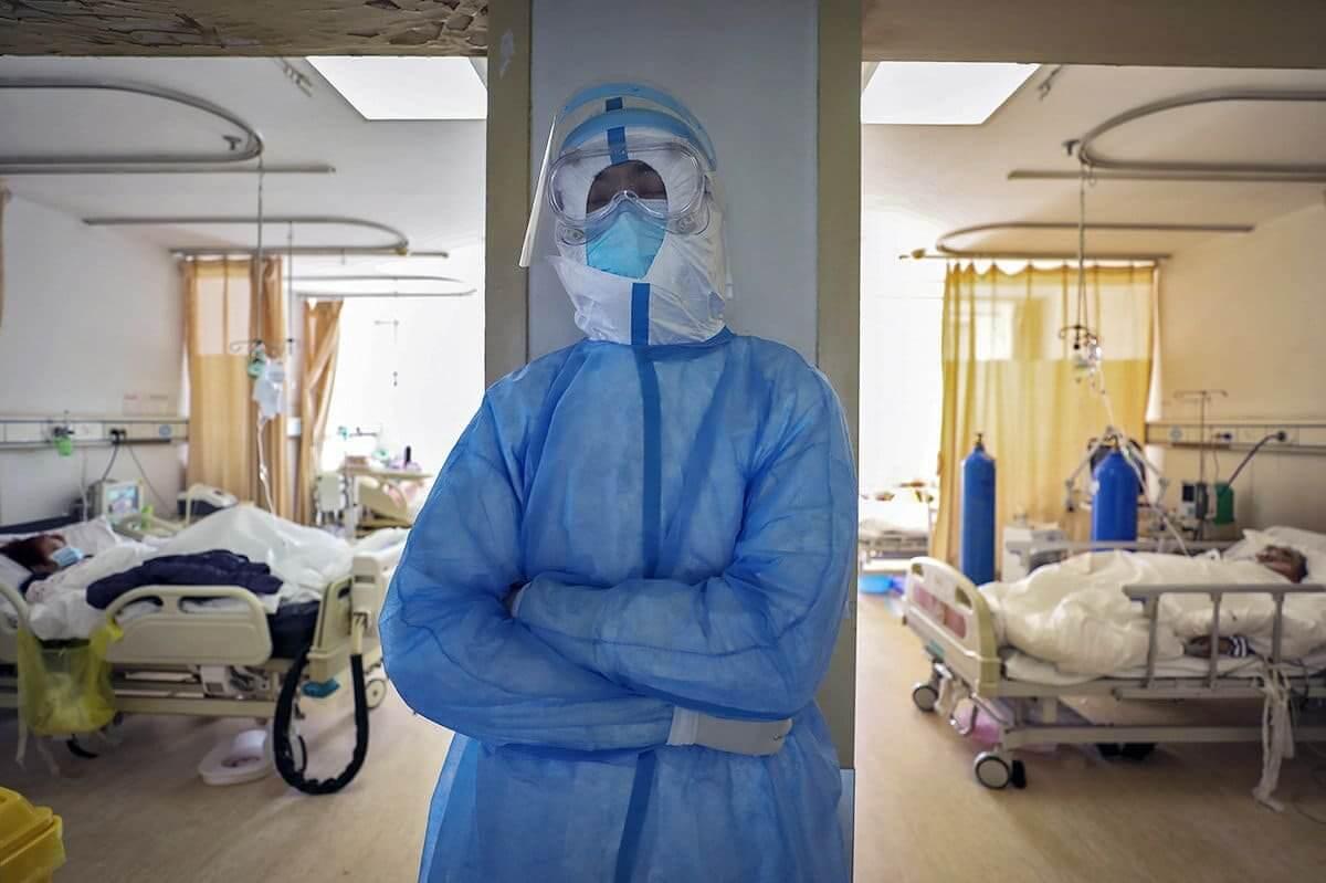 31 медик заболел коронавирусом в Нур-Султане