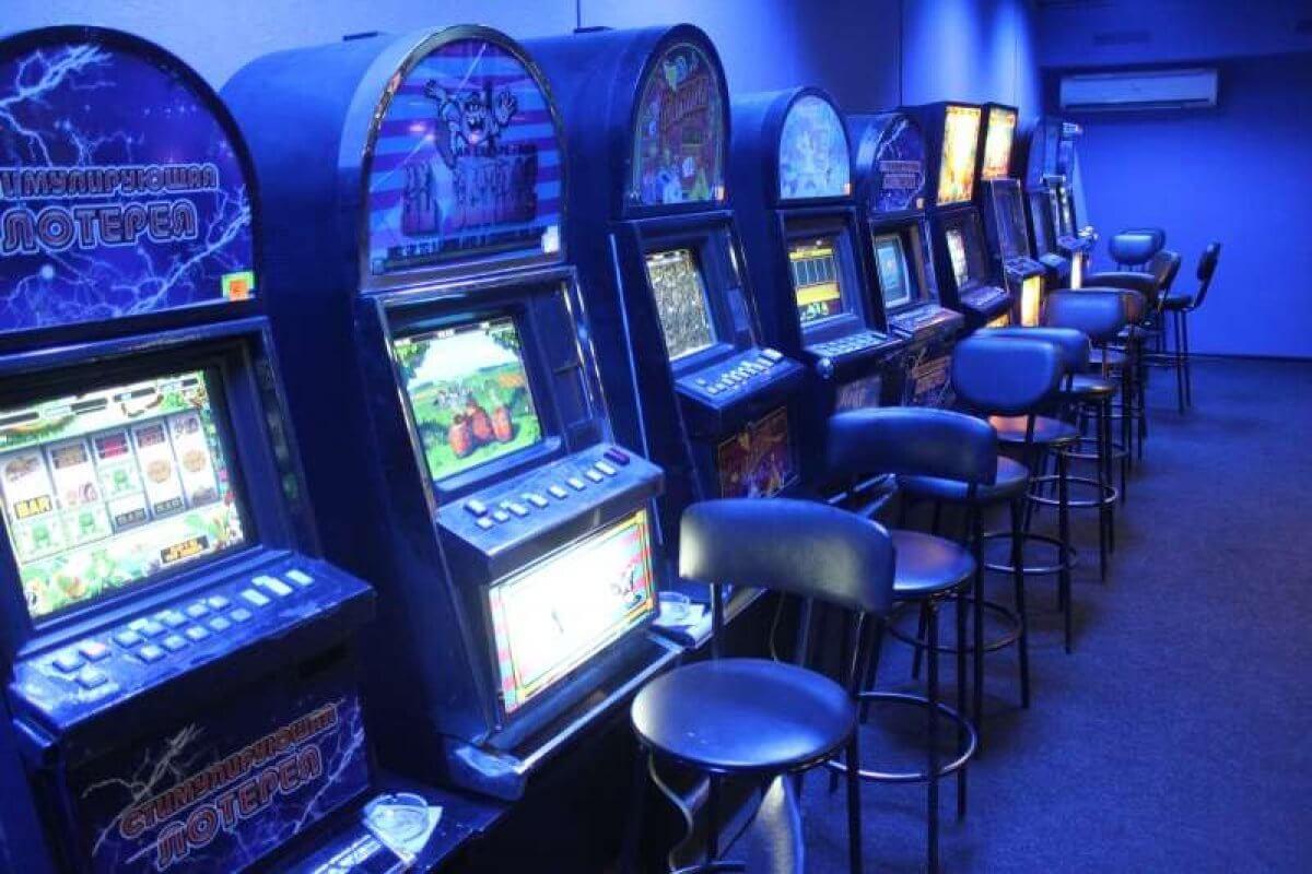Стих про игровые автоматы играть в карты против яныка