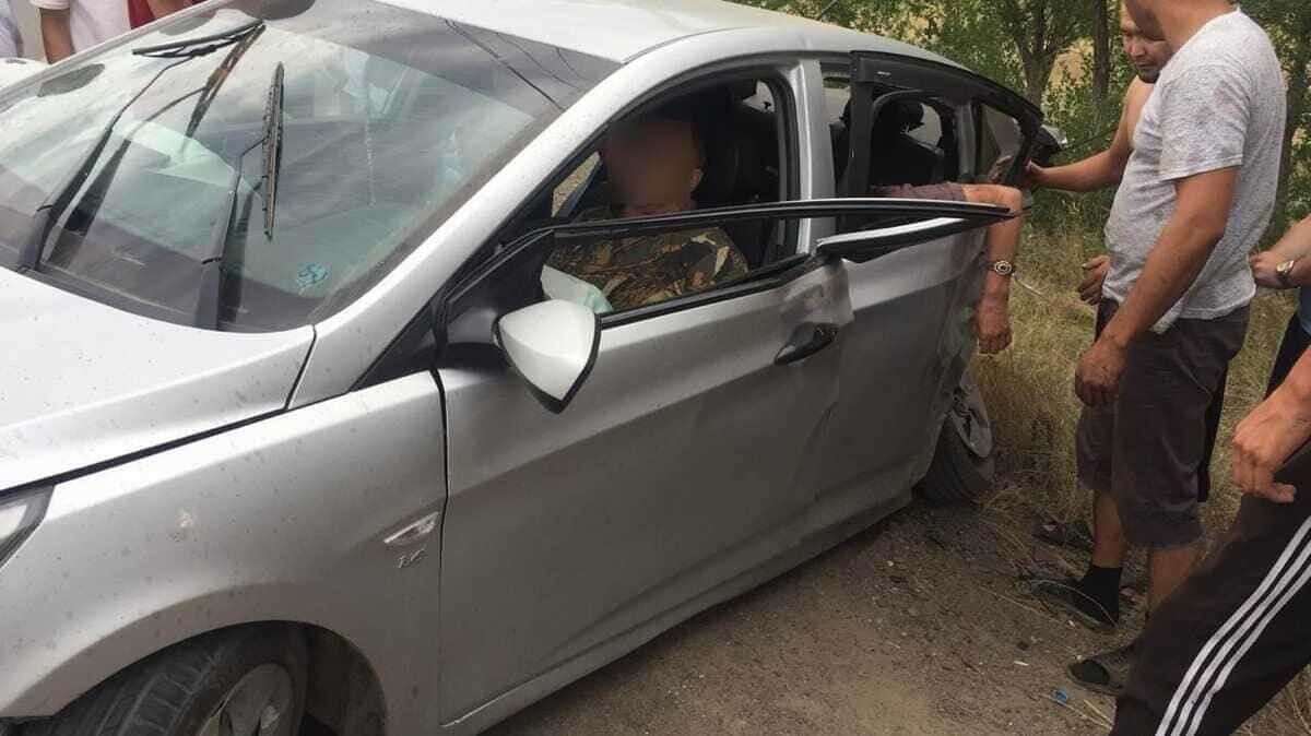 Лишенный прав водитель устроил смертельное ДТП в Уральске