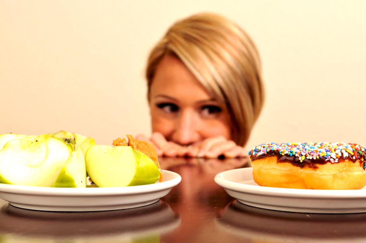 Правильное поведение при похудении